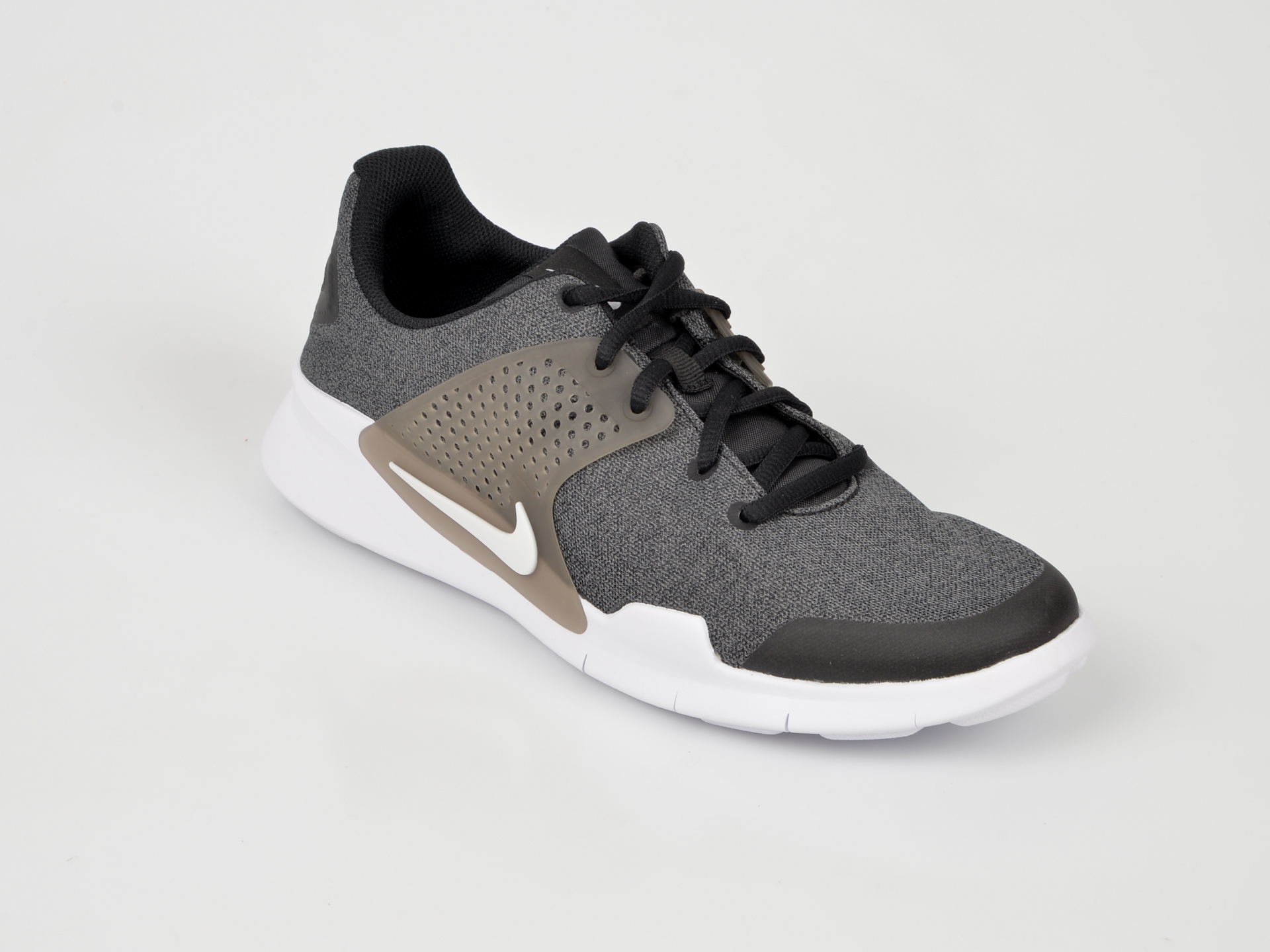 Pantofi sport NIKE negri, 902813, din material textil
