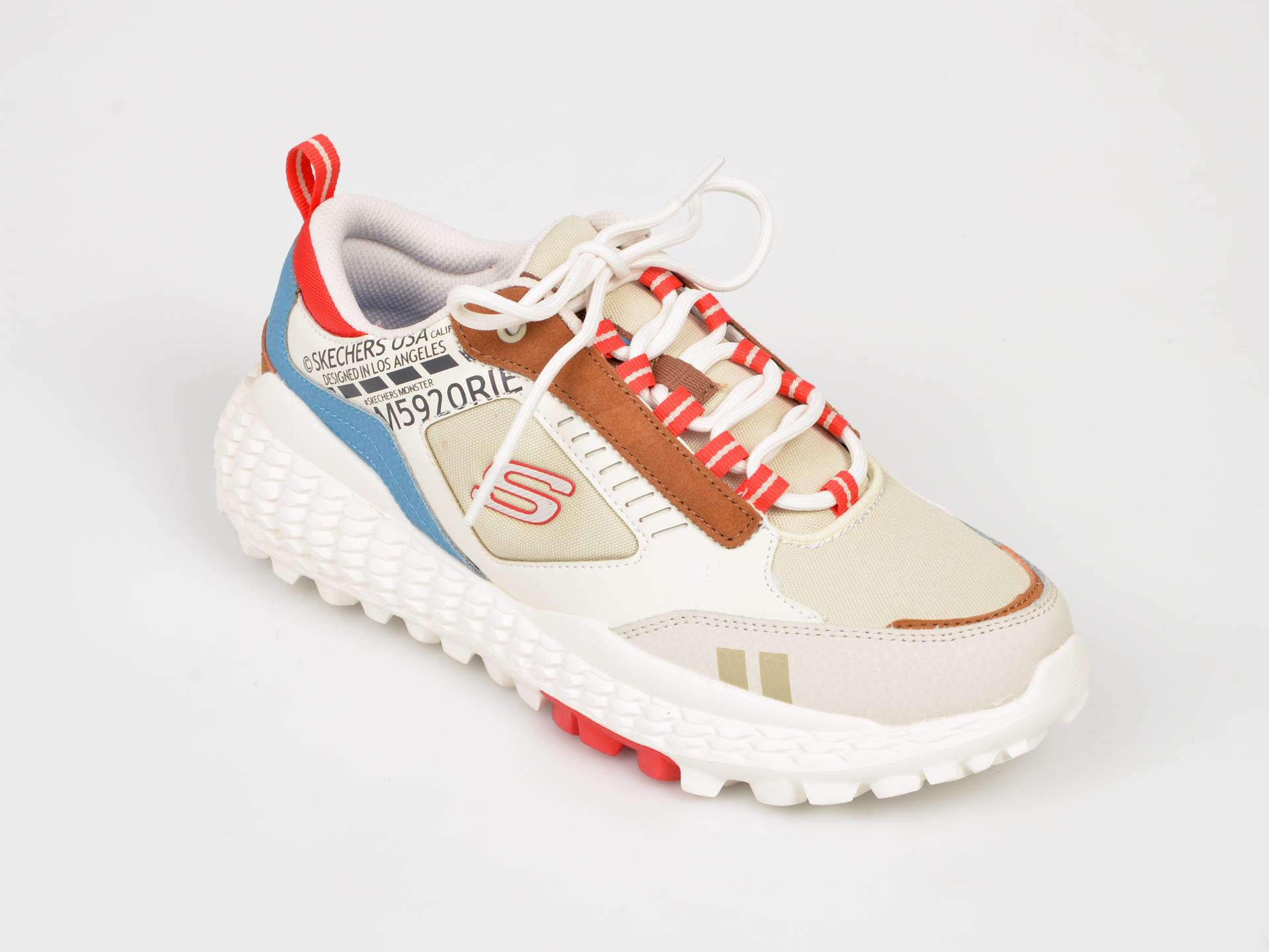 Pantofi sport SKECHERS multicolori, 51715, din material textil